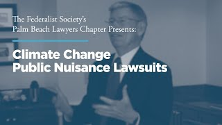 Click to play: Climate Change Public Nuisance Lawsuits