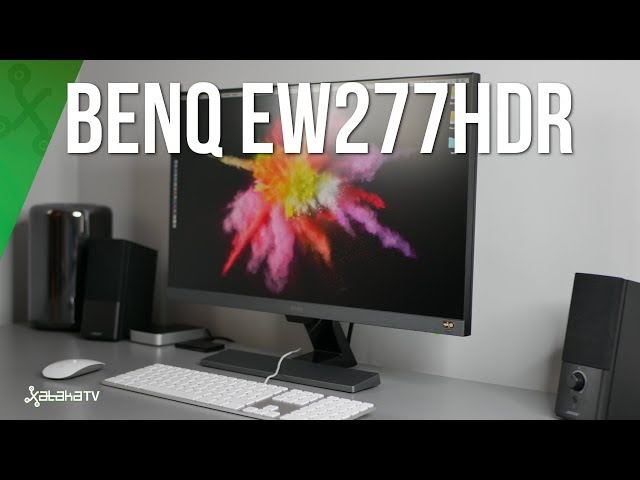 Benq EW277HDR, review