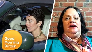 Ghislaine Maxwell's Friend on Jeffrey Epstein and Prince Andrew | Good Morning Britain