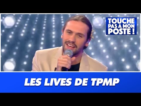 Clément Albertini - Je reste ici (Live @TPMP)