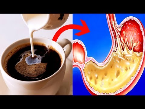 If You Drink Coffee On An Empty Stomach In The Morning - YOU MUST WATCH THIS!!