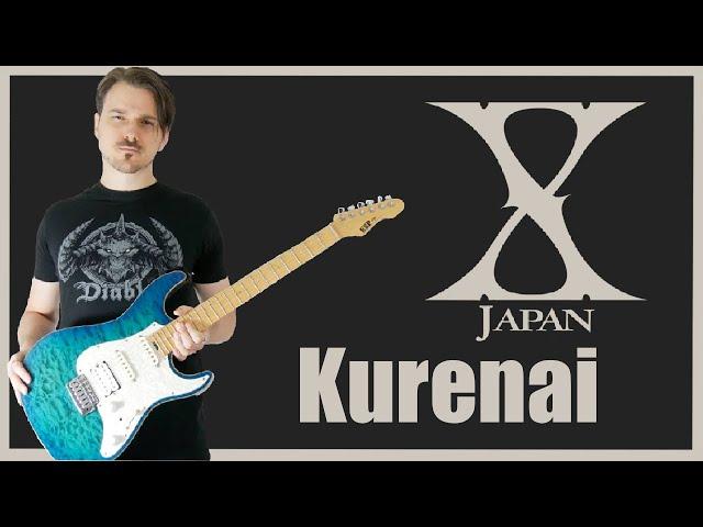 X-japan-kurenai-紅