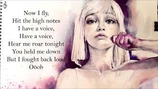 Sia   Bird Set Free [Lyrics]
