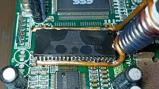 Download Video How to remove SMD components without hot air gun MP3 3GP MP4