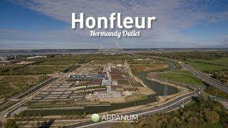 Normandy Outlet de Honfleur - Vidéo par drone