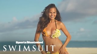 Behind The Tanlines with Nina, Chrissy and Lily, Swim Daily | Sports Illustrated Swimsuit
