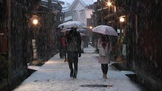 Gifu飛騨古川~飛騨高山観光Hida-Furukawa~Hida-TakayamaSightseeing