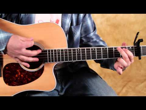 How To Play Radioactive By Imagine Dragons Easy Beginner Acoustic