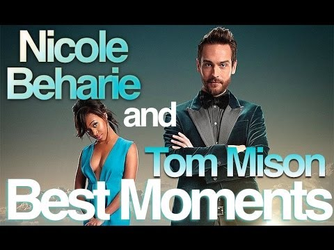 , title : 'Nicole Beharie and Tom Mison Best Moments'