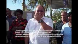 preview picture of video 'Santiago de Cuba, candidatos del pueblo'