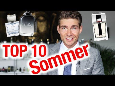 Die Besten Sommer Parfums für Männer 2018