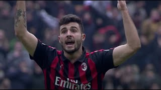 Highlights AC Milan 2-1 Parma Matchday 14 Serie A TIM 2018/19