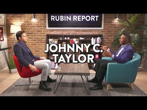 Johnny C. Taylor and Dave Rubin: Race and Education in America (Full Interview)