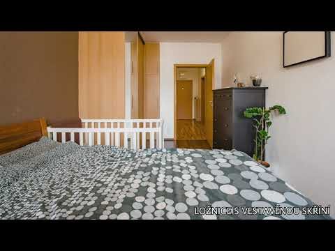 Prodej bytu 2+kk 58 m2 Kabešova, Praha