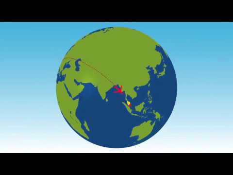 Journey of a shipment - How express delivery works with DHL