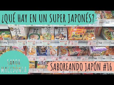 Cap.16: ¿Qué hay en un supermercado japonés?