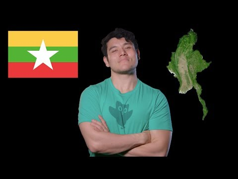Myanmar - Geography Now!