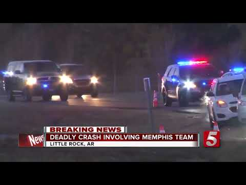 1 killed, 40 injured in bus crash carrying Memphis youth football team