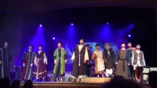 Those Canaan Days-Joseph and the Amazing Technicolor Dreamcoat