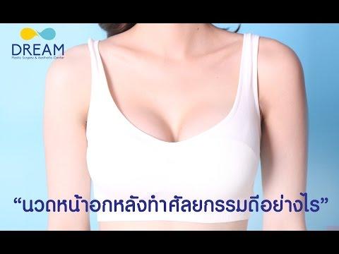 อาการปวดหลังการผ่าตัดเต้านม