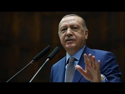Ερντογάν για Αν. Μεσόγειο: Θα βρουν απέναντί τους την αποφασιστικότητα της Τουρκίας…