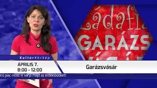 TV Budakalász / Kultúrkörkép / 2018.04.05.