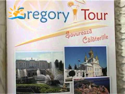 Interviu Mihaela Grigore – manager Gregory Tour, Târg Holiday Market, 17-21 martie, Bucureşti – VIDEO