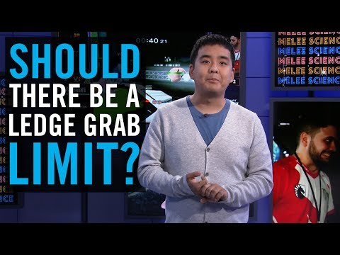 Melee Science: Should there be an edge grab limit?