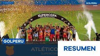 Resumen: Deportivo Binacional 0-3 Atlético Grau