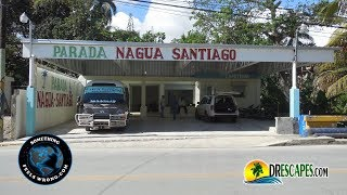 2/3/2018 New bus service from Nagua to Santiago