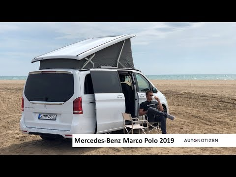 Mercedes Marco Polo Edition 300d (239 PS) 2019 Test / Review