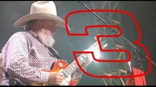 Dale Earnhardt Tribute - The Charlie Daniels Band - The Intimidator (Live)