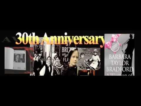 Vidéo de Barbara Taylor Bradford