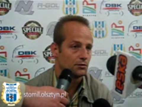 Stomil Olsztyn - Concordia Piotrków Trybunalski 23.05.2009