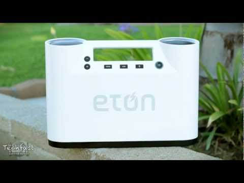Eton Rukus Portable Bluetooth Sound System: Review and Sound Demo
