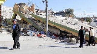 Землетрясения в Иране: спасать больше некого