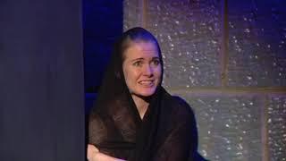 Актриса Мария Синяева прочитала курянам «Письмо незнакомки»