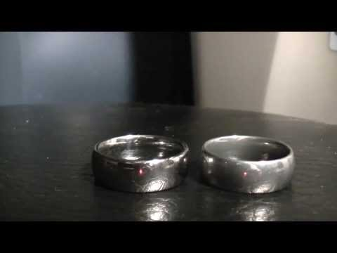 Tungsten Carbide for Wedding Rings? Why Not?