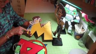 DIY Toy Story Decorations