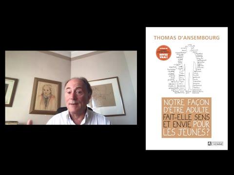 Vidéo de Thomas d'Ansembourg