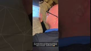 Dad Checks The History Of His 8 Year Old Son 's IPad