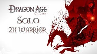 Dragon Age: Origins (Кошмарный сон) Соло-воин #2 Лотеринг