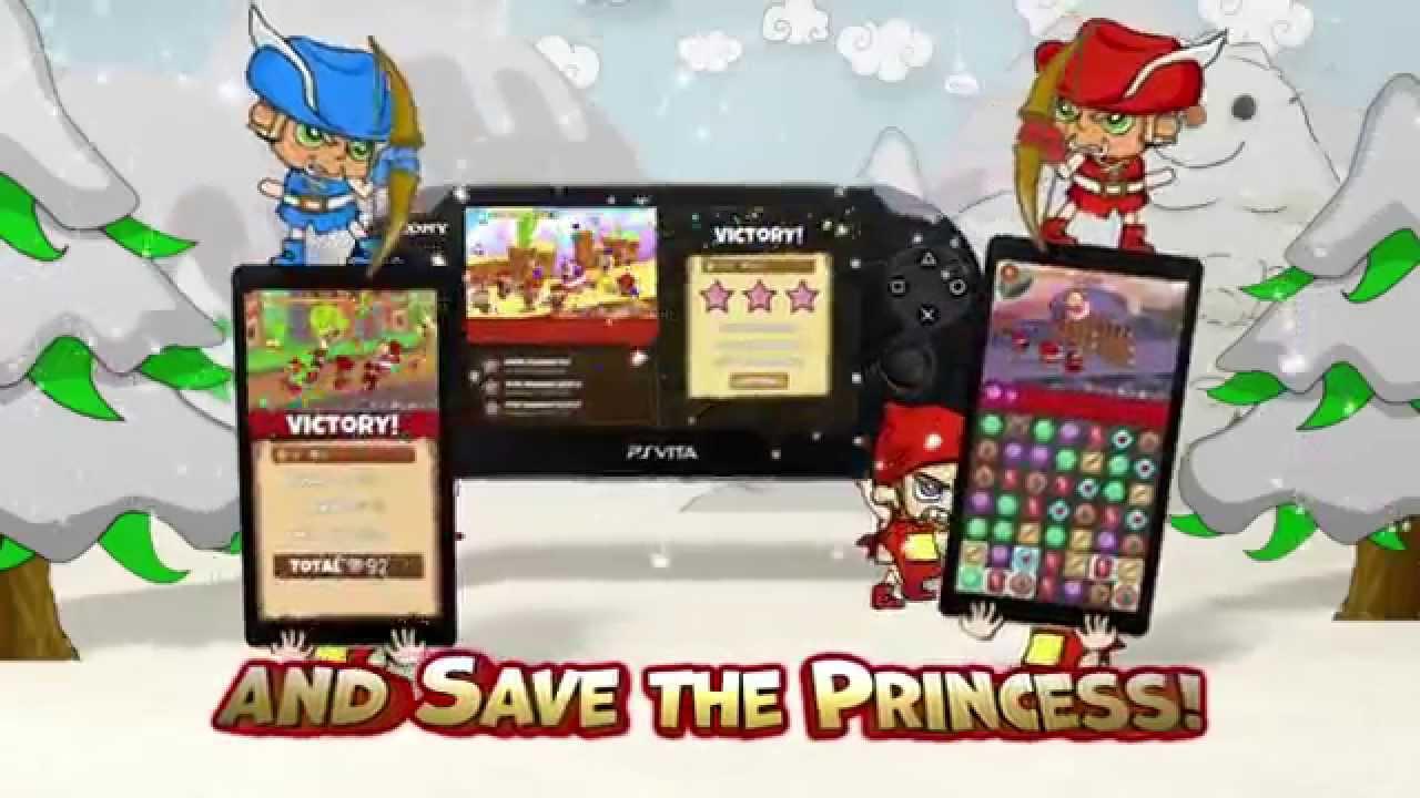 Fat Princess: Piece of Cake disponible gratuitement dès demain