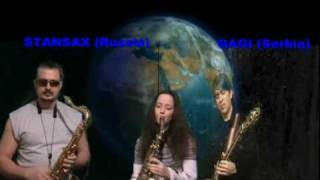 We Are the World(instrumental song with musicians from different countries).mpg