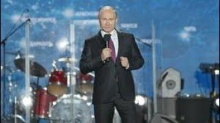 Концерт, посвященный пятой годовщине воссоединения Крыма с Россией. Полное видео