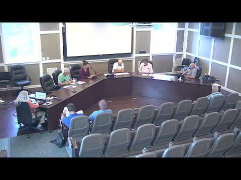 Nantucket Board of Health - 8/22/19