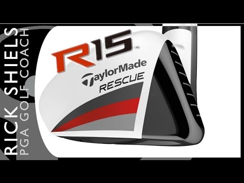 TaylorMade R15 Rescue Review