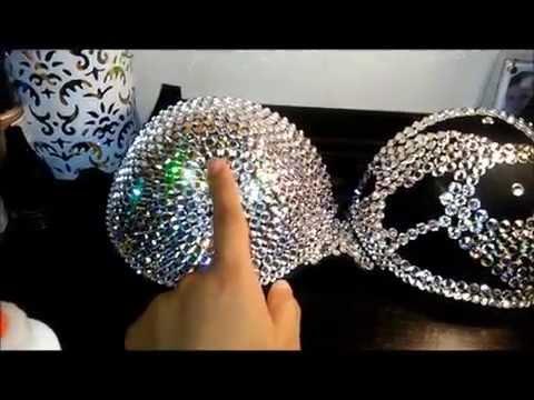 Selena Quintanilla bustier tutorial