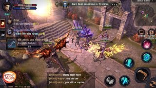 Blade Reborn - Forge Your Destiny Mobile Gameplay