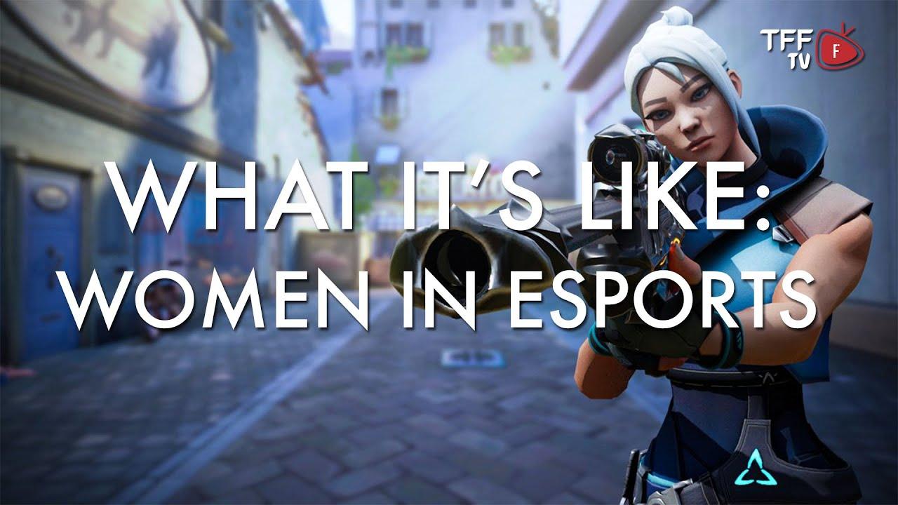 What It's Like: Women in Esports